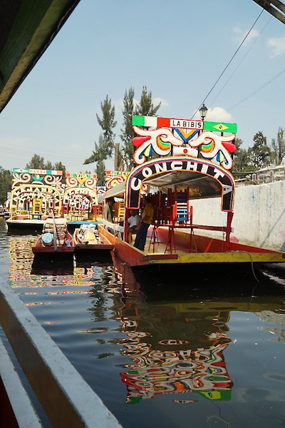 The Venice of Mexico Xochimilco 006 copy