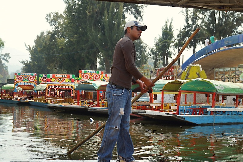 The Venice of Mexico Xochimilco 007 copy