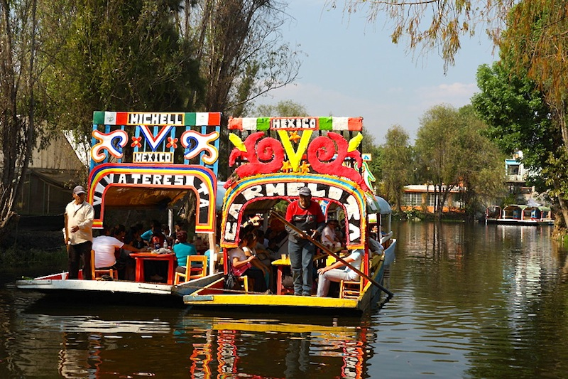 The Venice of Mexico Xochimilco 041 copy
