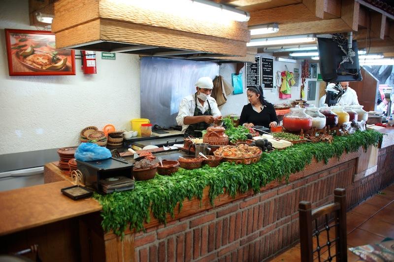 The Hidalguense restaurant DSC04729