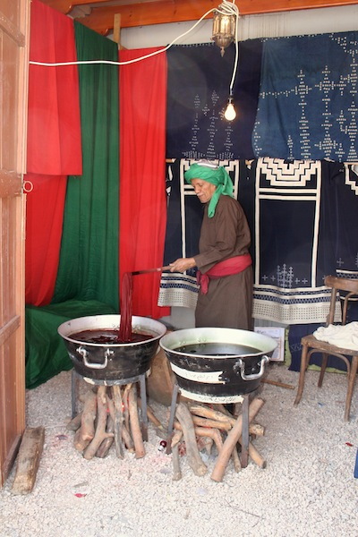 Saudi Arabia's Handicrafts market at the Janadriyah Festival IMG_1172 copy