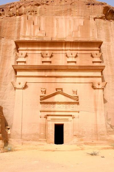 Petra vs Mada'in Saleh