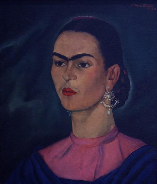 Frida Kahlo's Closet