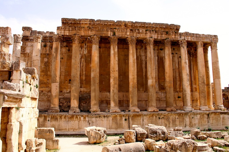 Baalbek and the Hezbollah