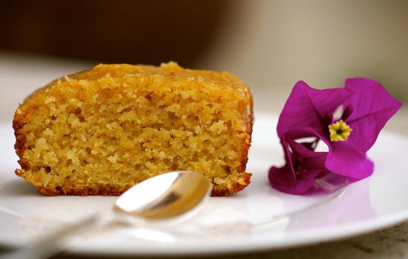 Semolina Marmalade Cake