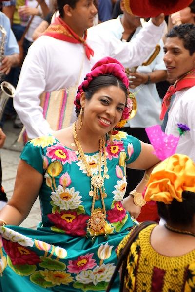 Celebrating the Guelaguetza in Oaxaca DSC06235 copy