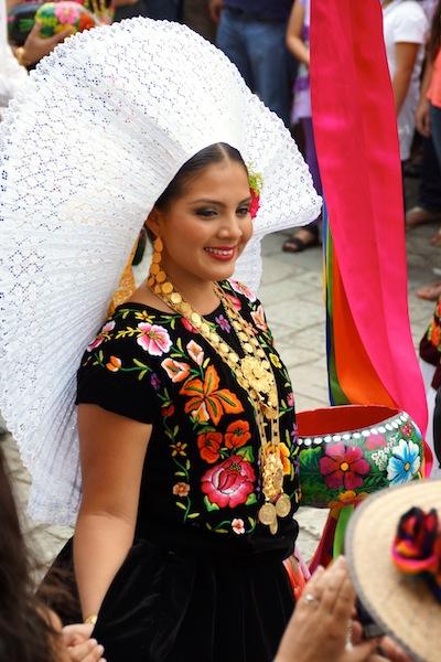 Guelaguetza, Oaxaca, Mexico