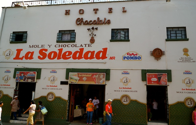 Chocolate Tradition in Oaxaca DSC06759 copy 2