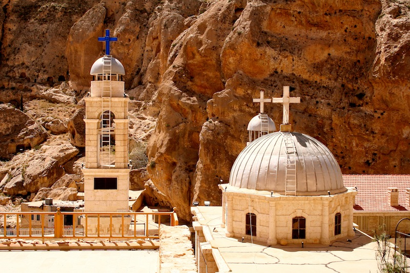 Maaloula, eulogy to a Syrian Christian Enclave