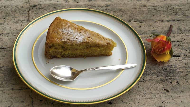 Conventual Honey Cake