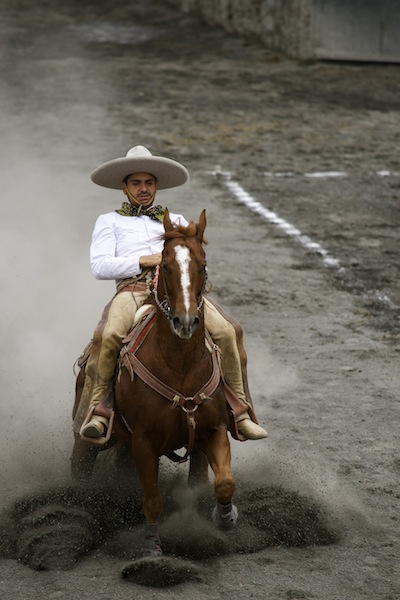 Charreria, the art of Mexican Rodeo I