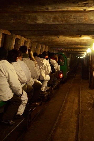 Exciting Salt Mines Tour near Salzburg