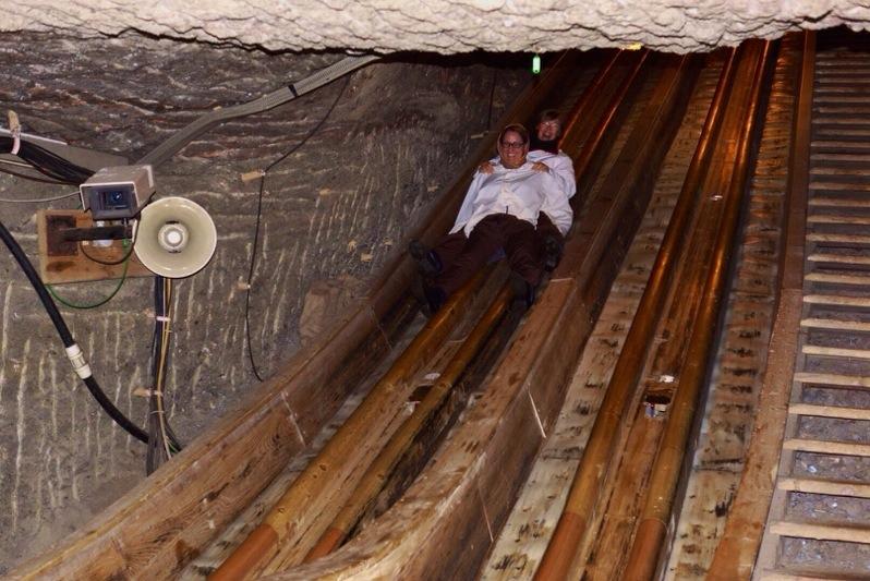Exciting Salt Mines Tour near Salzburg 20131231-151638.jpg