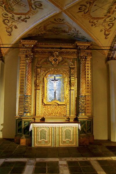 Bones Chapel in Evora, Portugal DSC02046 copy