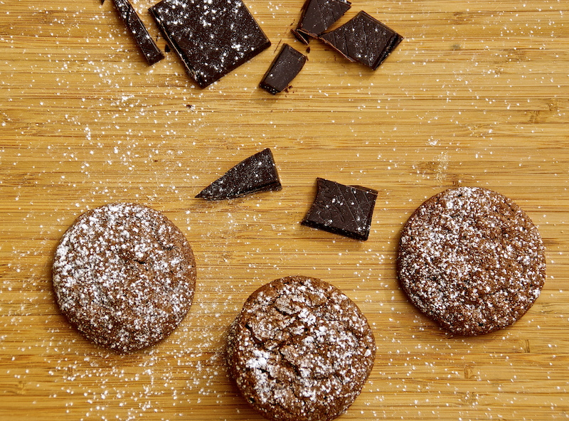 Super Fast Chocolate Cookies DSC02634 copy