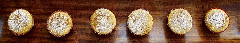 Portuguese Sweet Potato Muffins