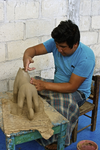 The artisans of Chiapas - Amatenango del Valle copy