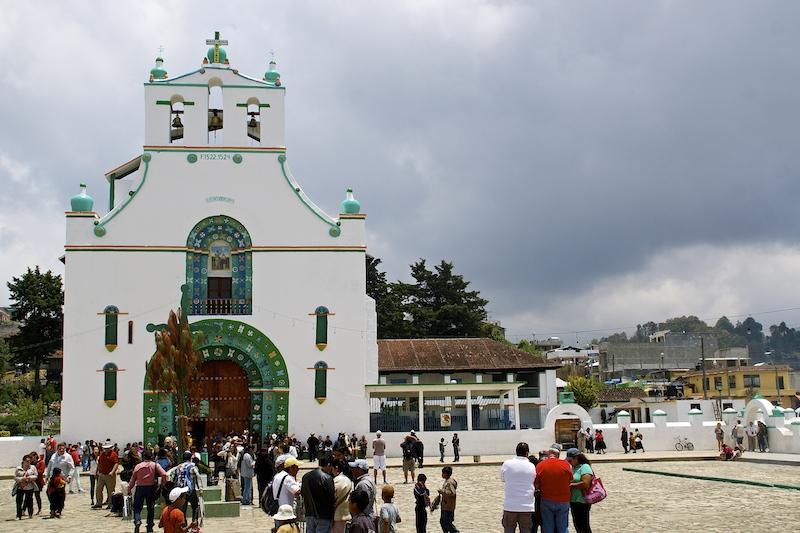 The unique San Juan Chamula DSC04326 copy