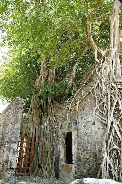 Antigua and Hernan Cortes