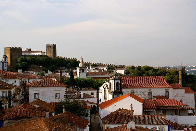 Obidos, the Medieval Charm