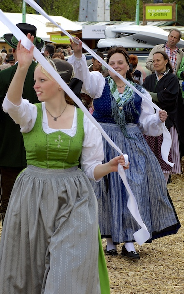 Austrian Spring Traditions