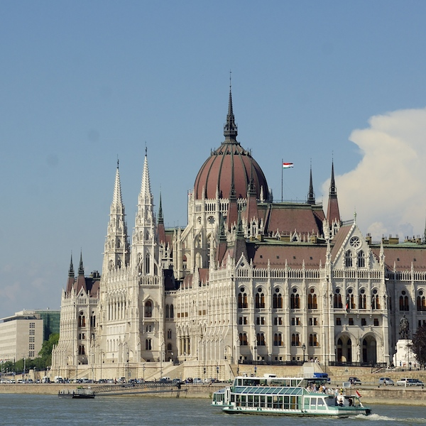 Nostalgic Budapest