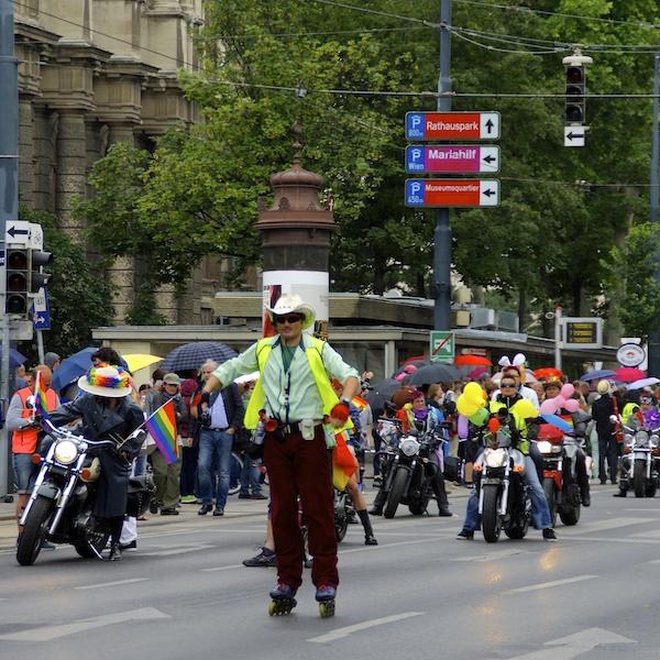 DSC04368 Rainbow Parade in Vienna