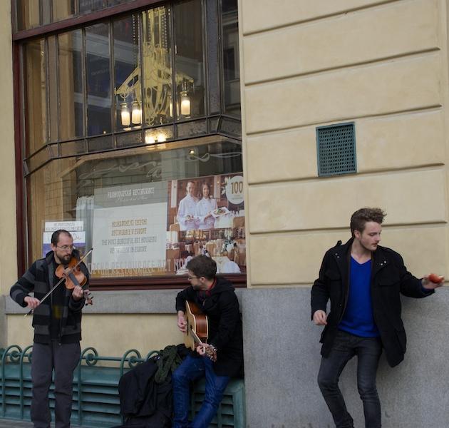 DSC09774 Street Musicians