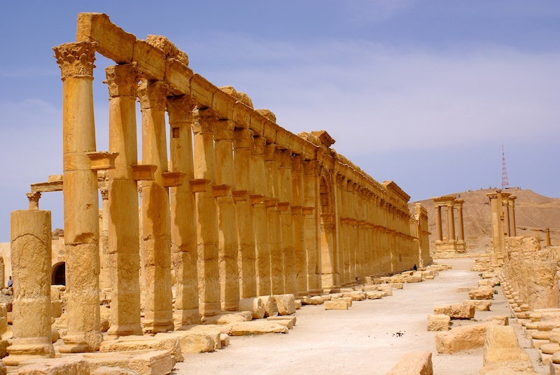 Mourning Palmyra
