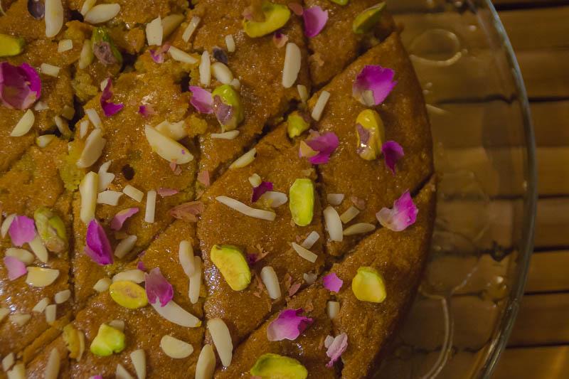 DSC00143 Baklava Cake