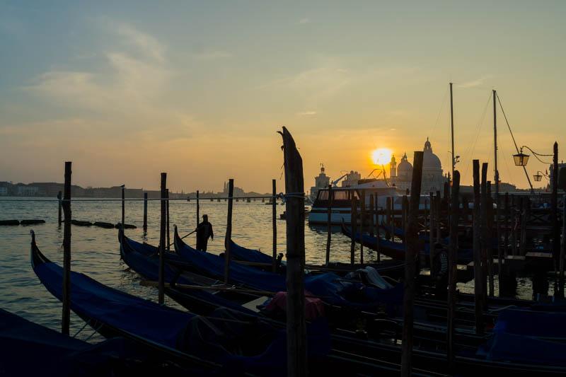 Exploring Venice in Winter