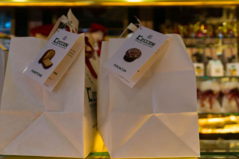 DSC02578 Venetian Christmas Tradition : Focaccia & Panettone