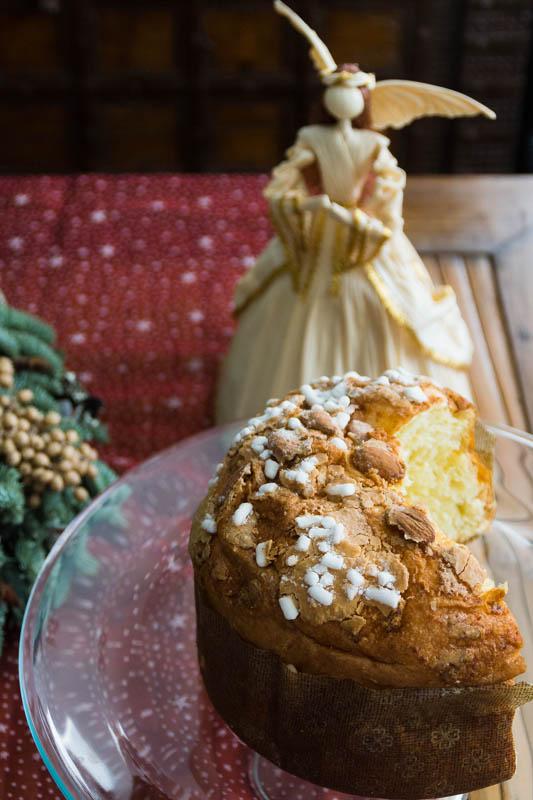 DSC02620 Venetian Christmas Tradition : Focaccia & Panettone