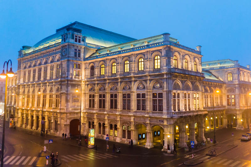 Vienna Opera House: A Tale of Death and Rebirth