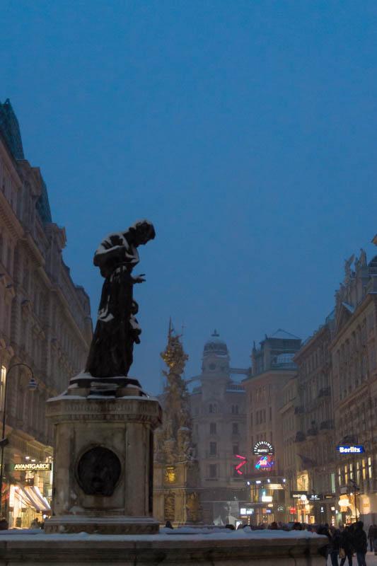 DSC03612 Winter Landscapes in Vienna