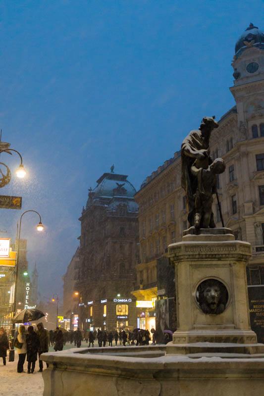 DSC03618 Winter Landscapes in Vienna