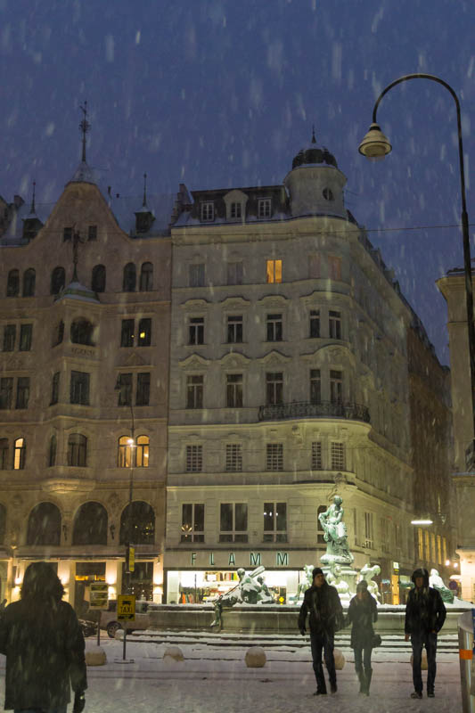 DSC03625 Winter Landscapes in Vienna