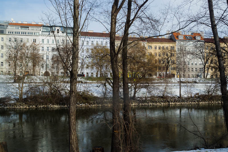 Winter Landscapes in Vienna