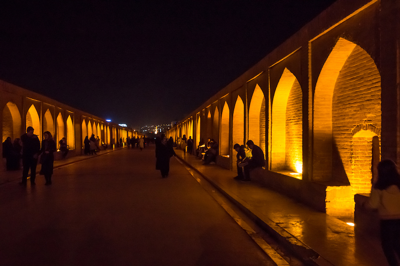 Bridges of Isfahan