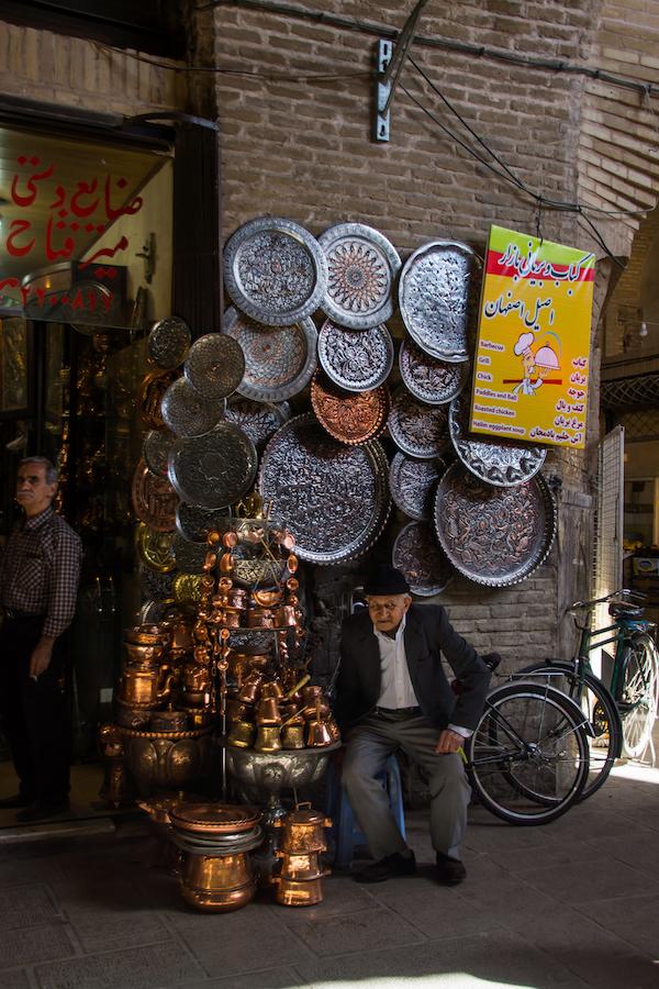 dsc08577 Exploring Isfahan's Grand Bazaar