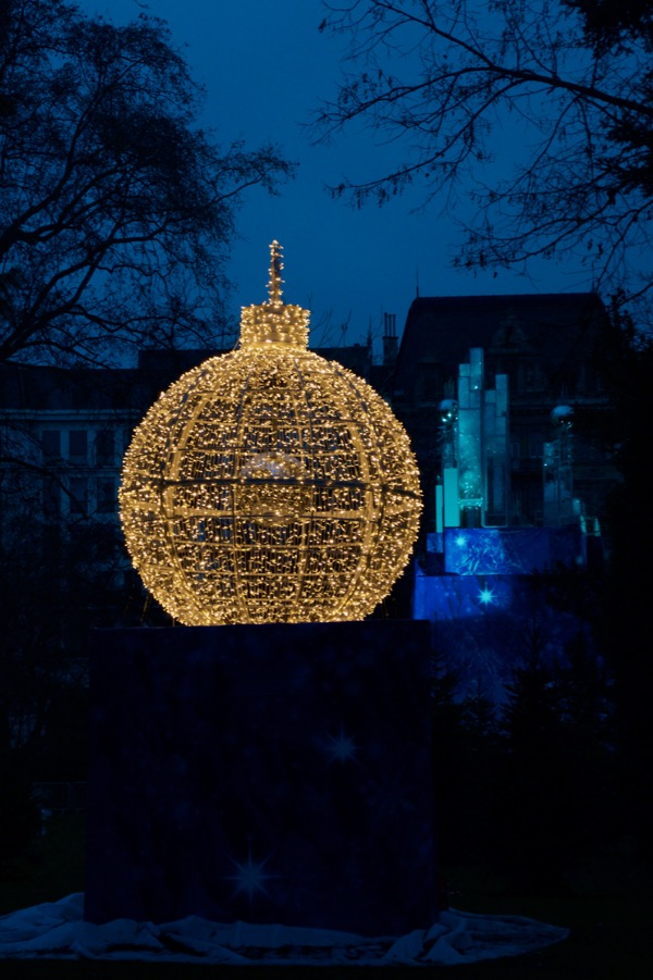 Christmas Wishes from Vienna