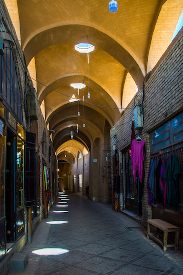 Yazd, the pearl of the desert