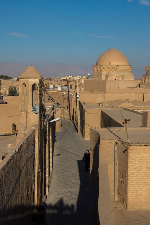 Exploring Yazd