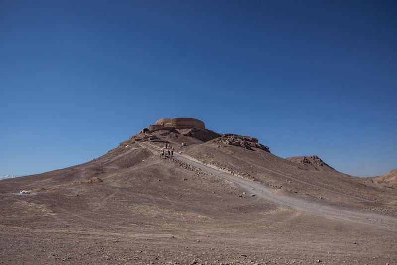 Zoroastrian Sacred places in Yazd