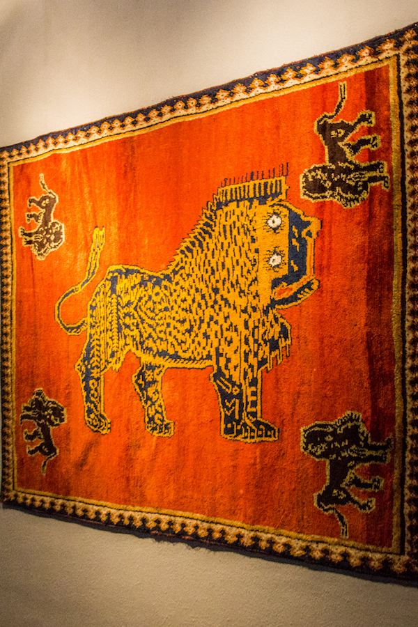 "Postcards from Tehran: Parvis Tanavoli ""Lions of Iran"""