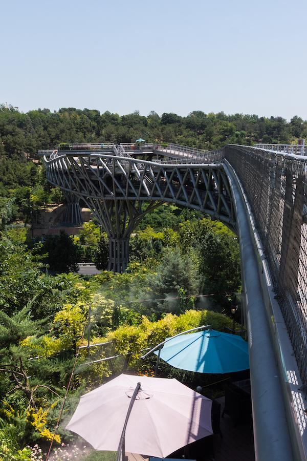Postcards from Tehran: Tabiat Bridge