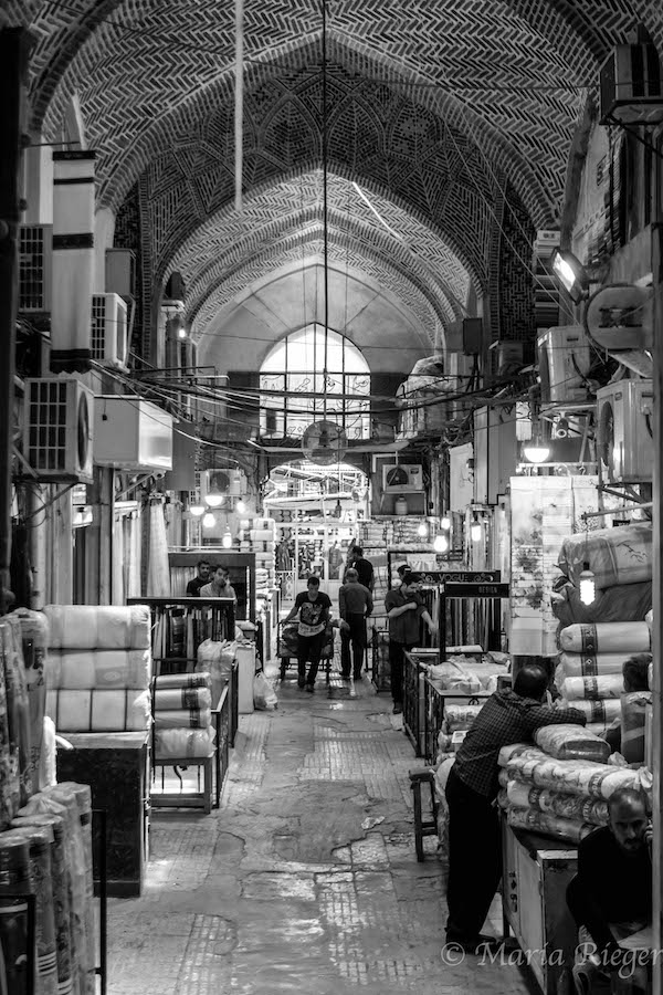 Postcards from Tehran: Grand Bazar