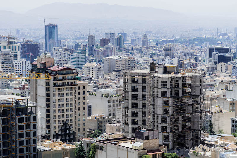 Postcards from Tehran: Tochal