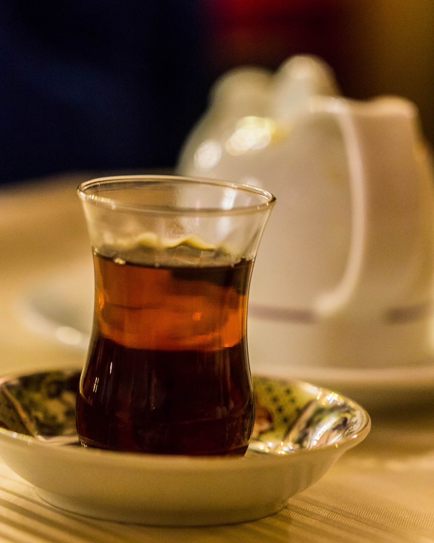 For the Love of Tea in Iran
